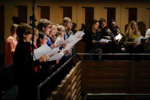 FCMG Ascolta Rehearsal Hall One
