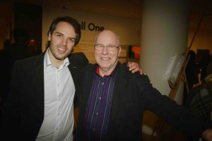 Geoff Lawson & Peter Broadbent Post Show