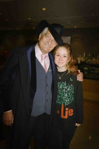 Lionel Oscar Segal & Lily Gray