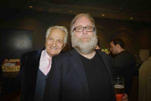 Lionel & Richard Wiegold Post Show