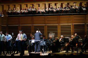 Peter Broadbent, A Cut Above, Orchestra