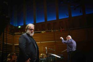 Richard Wiegold Rehearsal